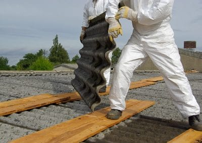 Asbestos Surveys and Removals