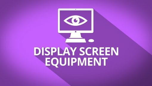 Display Screen Equipment Awareness